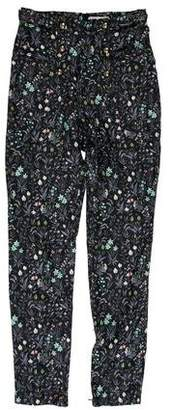 Opening Ceremony Printed Skinny Pants