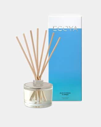 Ecoya Blue Cypress & Amber Large Reed Diffuser