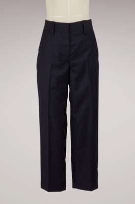 Acne Studios Wool Trea pants