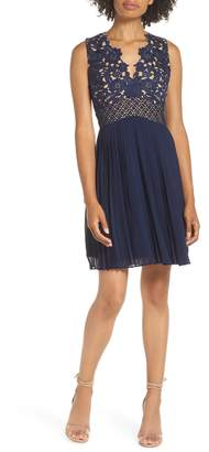 Heartloom Ronni Fit & Flare Dress