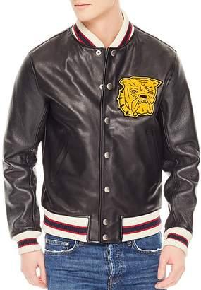 Sandro Varsity Jacket
