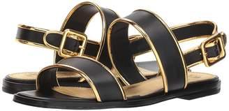 Tory Burch Delaney Flat Sandal Women's Shoes