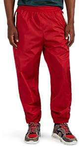 Moncler 2 1952 Men's Tech-Fabric Track Pants - Red
