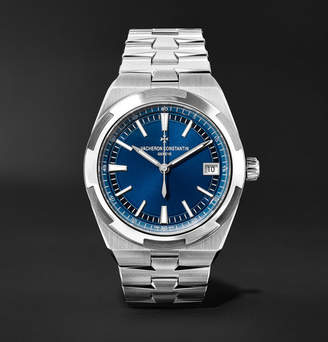 Vacheron Constantin Overseas Automatic 41mm Stainless Steel Watch