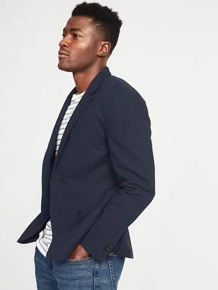 Old Navy Built-In Flex Blazer for Men