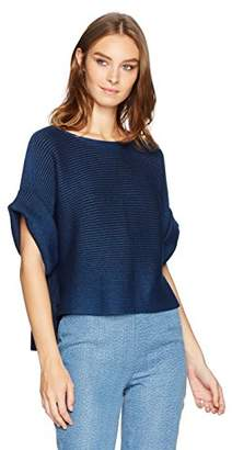 Mara Hoffman Women's Margaret Short Sleeve Sweater