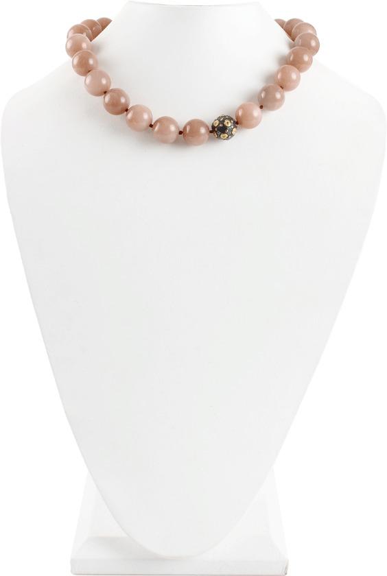 Yossi Harari Libra Moonstone Necklace