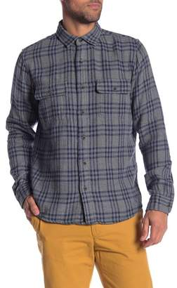 Tailor Vintage Reversible Long Sleeve Casual Fit Shirt
