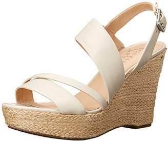 Franco Sarto Women's L-Sofia2 Wedge Sandal $32.21 thestylecure.com
