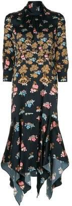 Peter Pilotto fig tree dress