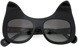 Karlsson Anna Karin 'When trouble came to town' sunglasses