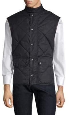 Barbour Countrywear Waxed Lowerdale Gilet