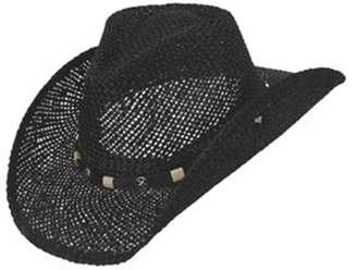 Peter Grimm Pg Tularosa Circle Star Pentagram Band Drifter Cowboy Hat
