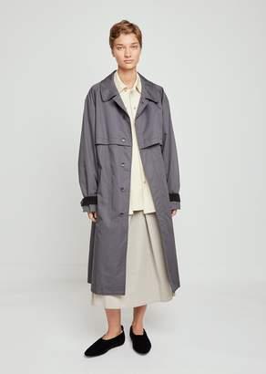 Blend of America Nehera Cotton Trench Coat