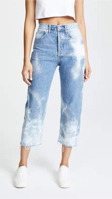 A Gold E AGOLDE '90s Cutoff Jeans