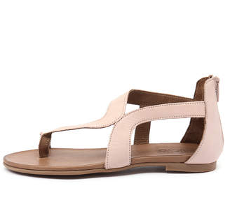 Inuovo Samos Blush Sandals Womens Shoes Casual Sandals-flat Sandals