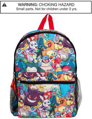 Pokemon Little & Big Boys Backpack