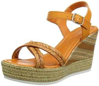 Marco Tozzi Premio 28361, Women's Wedge Heels Sandals,(40 EU)