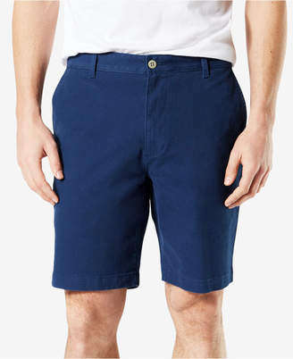 "Dockers Classic Fit 9.5"" Perfect Stretch Shorts"