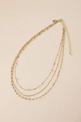 Sorrelli Waller Layered Chain Necklace