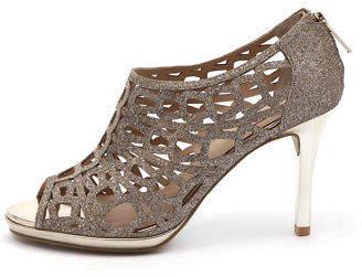 New Diana Ferrari Reise Soft Gold Womens Shoes Dress Shoes Heeled
