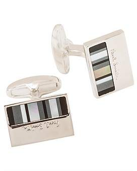 Paul Smith Mother Of Pearl Cufflink