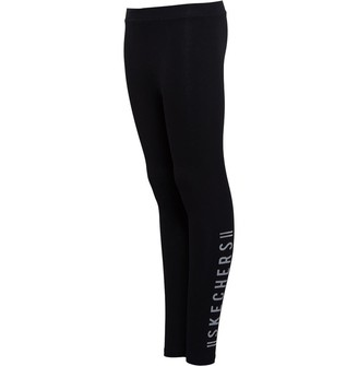 Skechers Junior Girls Faye Leggings Black
