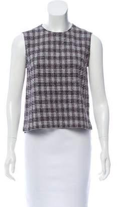Victoria Beckham Sleeveless Knit Top