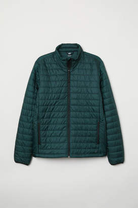 H&M Padded Outdoor Jacket - Green