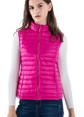 Factory CHERRY CHICK Women's Ultralight Packable Down Vest (XL, )