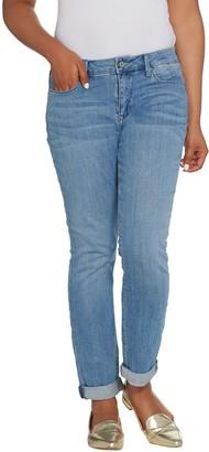 Laurie Felt Classic Denim Boyfriend Jeans