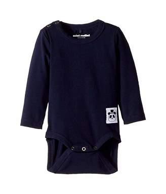 Mini Rodini Basic Long Sleeve Bodysuit (Infant)