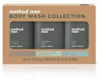 Method Products Holiday Mini Body Wash Gift Pack - 3pc