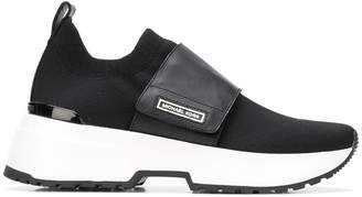 MICHAEL Michael Kors low-top sock-style sneakers