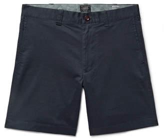 J.Crew Slim-Fit Cotton-Blend Twill Shorts