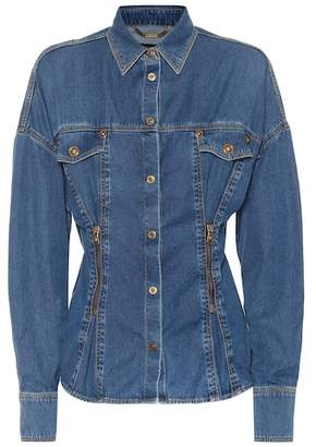 Versace Denim shirt