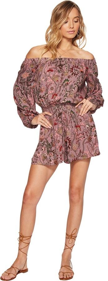 Free People - Pretty and Free One-Piece Women's Jumpsuit & Rompers One Piece