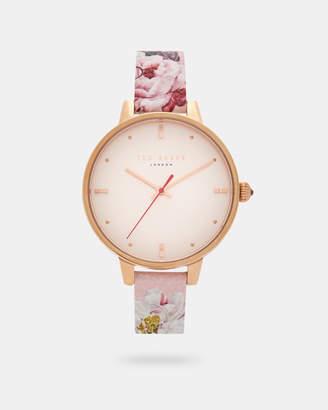 Ted Baker SALIZA Iguazu strap watch