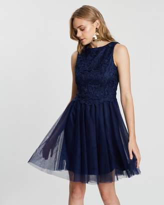 Dorothy Perkins Heavy Lace Prom Dress