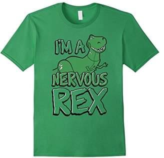 Disney Toy Story Nervous Rex Graphic T-Shirt