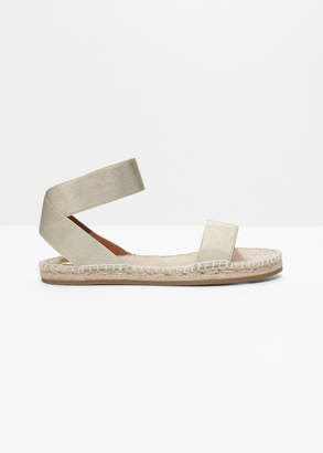 And other stories Two-Strap Sandal