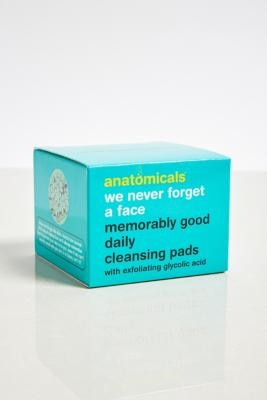 Anatomicals Glycolic Acid Cleansing Pads - assorted at Urban Outfitters
