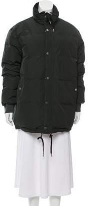 Anine Bing Quilted Short Coat