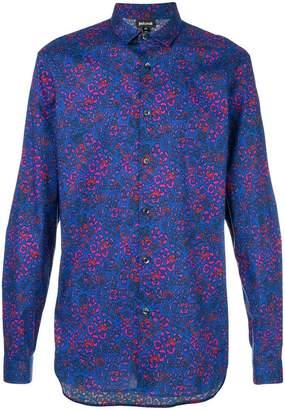 Just Cavalli floral shirt