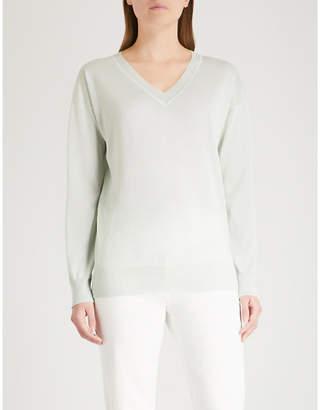 Zadig & Voltaire Alissa V-neck knitted jumper