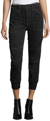 Vince Slouchy Corduroy Military Pants
