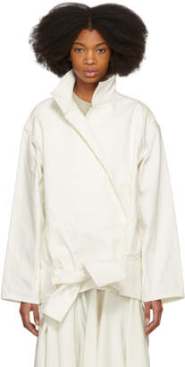 Lemaire Off-White Vareuse Jacket