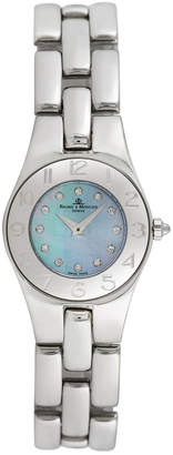 Baume & Mercier Heritage  2000S Women's Linea Diamond Watch