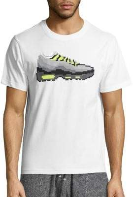 Mostly Heard Rarely Seen Airmax 95 Lego Graphic Tee