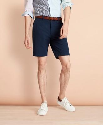 Brooks Brothers Cotton Seersucker Shorts